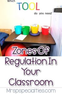 The Zones Of Regulation program is an evidence based approached designed to help students learn self-regulation. It can be a very powerful technique to address classroom management and behavior management. As a teacher, it can be overwhelming to try and integrate the zones enough for them to be effective. Here are some tips and ideas to help you easily integrate the strategies.