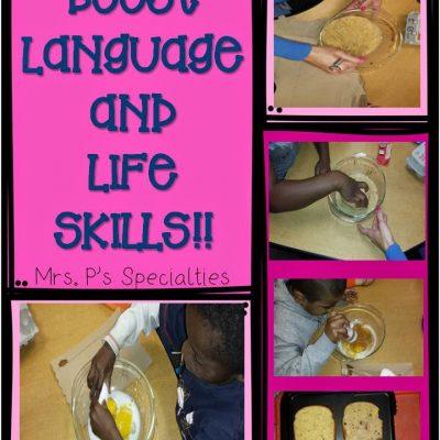 Boost Language and Life Skills!