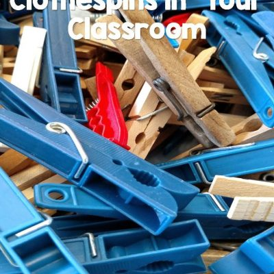 5 Ways To Use Clothespins