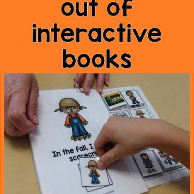 Getting the most out of Interactive Books