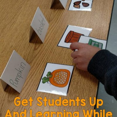 Building Movement Into Your Classroom