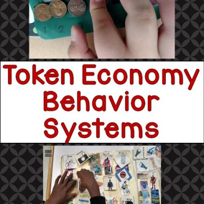 Using A Token Economy System