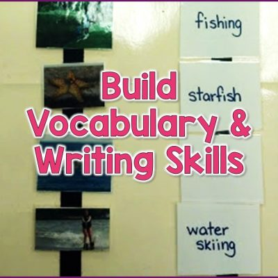 Build Vocabulary and Writing Skills