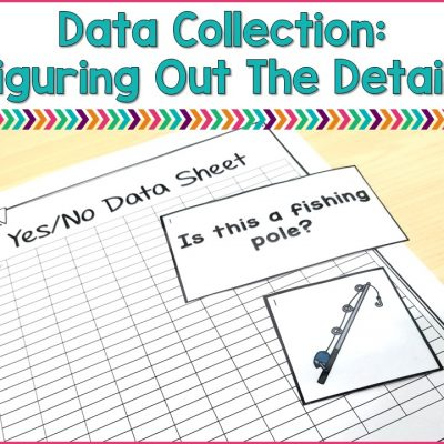 Data Collection: Figuring Out The Details