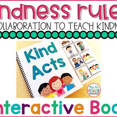 Free Resources To Help Students Understand What Kindness Is