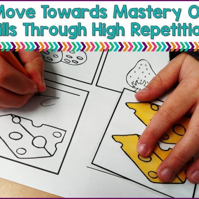 How To Move Towards Mastery Of Skills Through Repetition