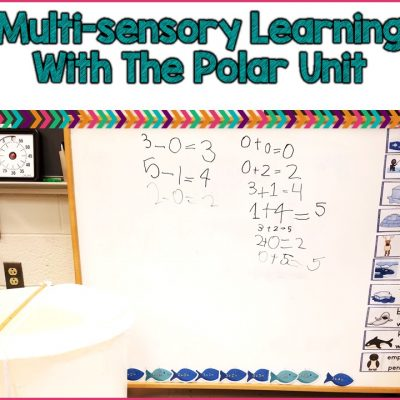 Help Students Learn With These Multi-Sensory Activities