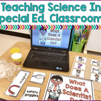 Teaching Science In Special Education Classrooms
