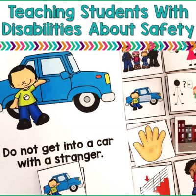 Teaching Students With Disabilities About Safety