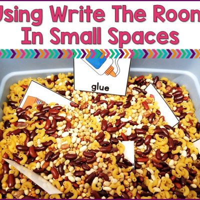 Using Write The Room Activities In Small Spaces