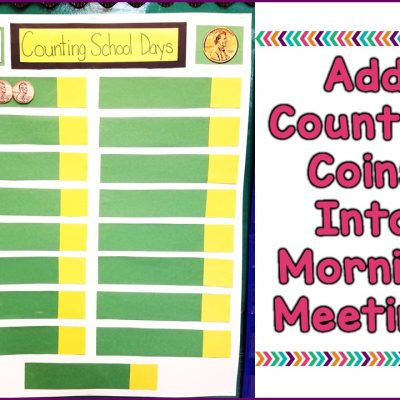 How To Incorporate Money Concepts In Morning Meeting