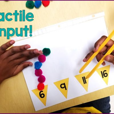 How To Incorporate Multi-Sensory Math Tasks Into Your Classroom
