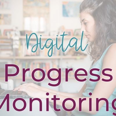 Progress Monitoring During Remote Teaching