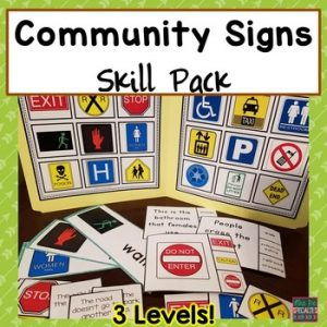 community signs skill pack cover photo