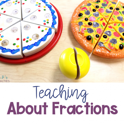 Tips For Teaching Fractions In Special Education