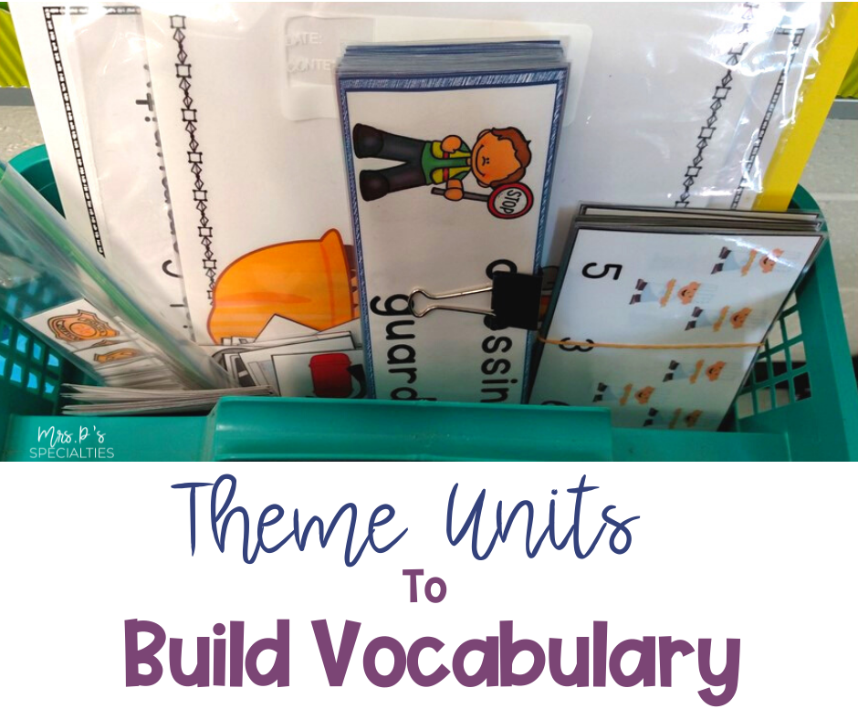 Using theme units to build vocabulary blog post featured image